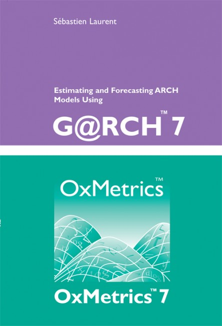G@RCH 7: Estimating and Forecasting ARCH Models