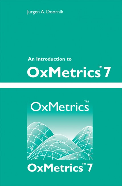 An Introduction to OxMetrics 7