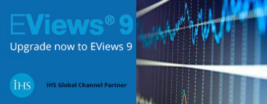 Important Information for EViews v1-6 Users - Upgrade Offer