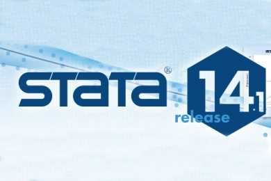Stata 14.1 available now