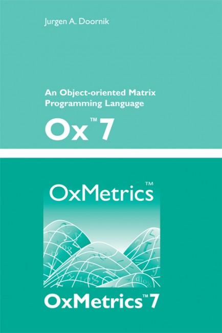 Ox 7: An Object-orientated Matrix Programming Language
