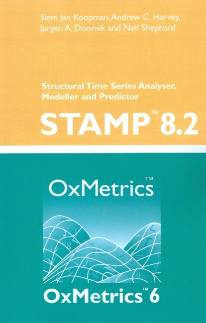 STAMP 8.2: Structural Time Series Analyser, Modeller and Predictor