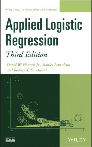 Applied Logistic Regression, 3nd Edition