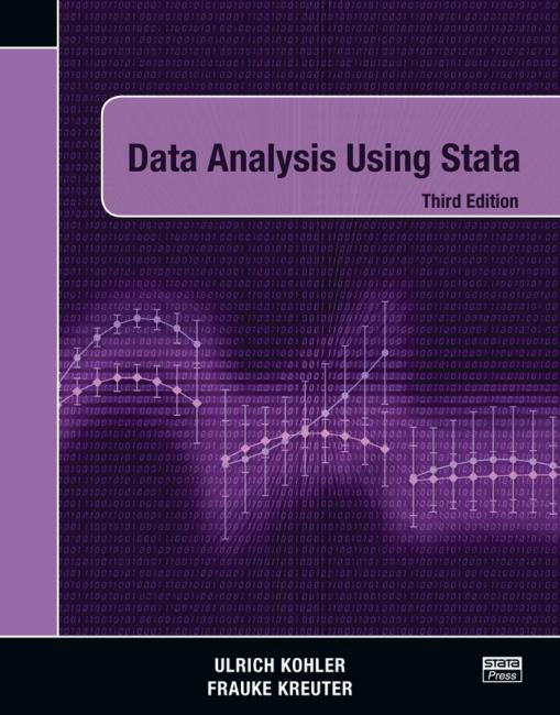 Data Analysis Using Stata, Third Edition