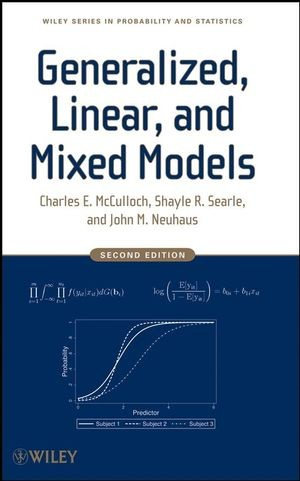 Generalized, Linear, and Mixed Models, 2nd Edition