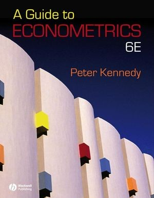 A Guide to Econometrics 6th Edition