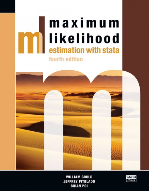 Maximum Likelihood Estimation with Stata, 4th Edition