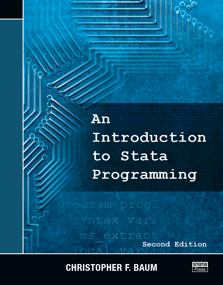 Introduction to Stata Programming - Stata Press style=