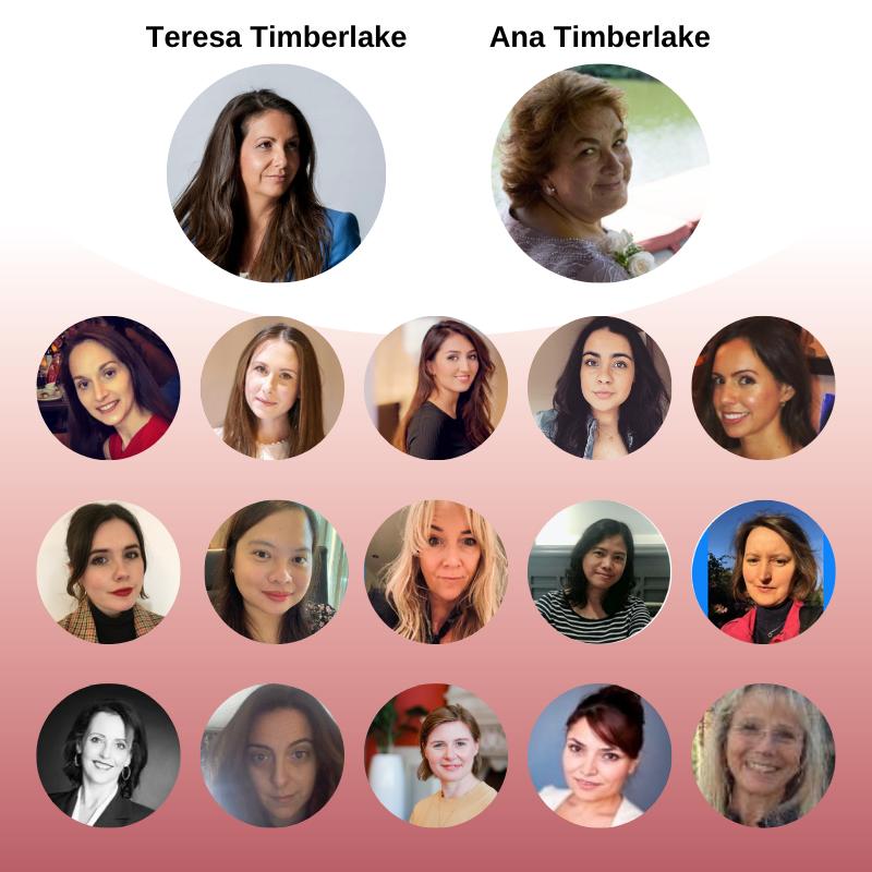 Women In Data Science Timberlake Team